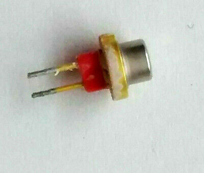 blue laser diode m140 2w - used -- 400 hours - 450nm blue beam laser diode