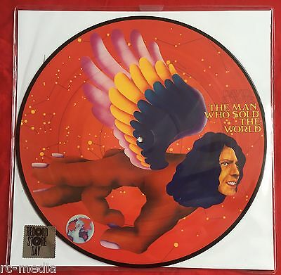 David Bowie -Man Who Sold The World- Record Store Day Picture Disc LP (Vinyl)