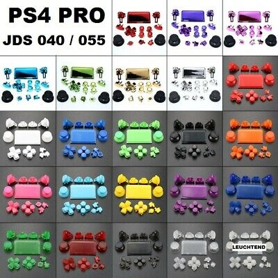 PS4 PRO Controller Knöpfe Set JDM 040 und 055 Tasten Button Analog Stick JDS