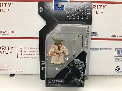 "Star Wars The Black Series Archive 6"" Yoda New"