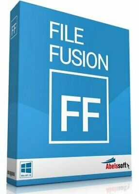 Abelssoft FileFusion 2019 Download (30s Delivery)