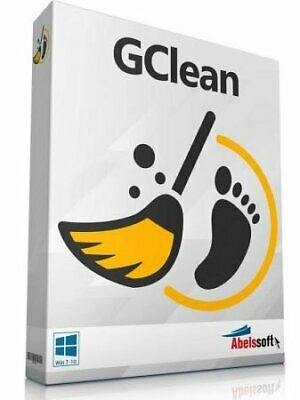 Abelssoft GClean 2019 Download (30s Delivery)