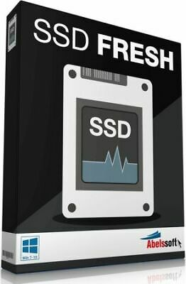 Abelssoft SSD Fresh 2019 Download (30s Delivery)