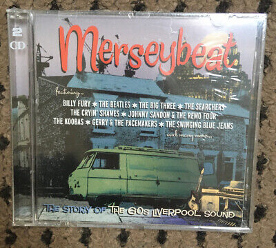 Merseybeat : The Story Of The 60s Liverpool Sound (2CD 2006) Sealed The Beatles