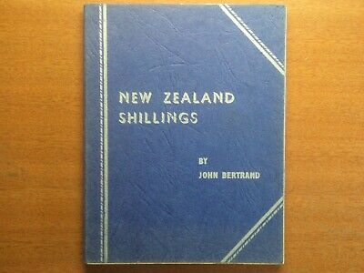 NEW ZEALAND SHILLINGS In Press In Album Part Set x 18 Coins  1934 to 1965