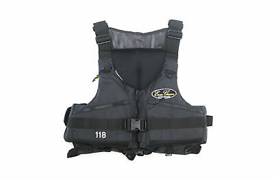 Evergreen Floating Life Vest Non Gas Black (5301)