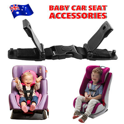 Baby Car Safety Seat Strap Clip Harness Chest Belt Child Buckle Buggy Stop Lock