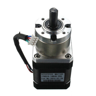 Nema17 Stepper Motor1.8° Step 42 motor Extruder Gear Ratio 5:1 Planetary Gearbox