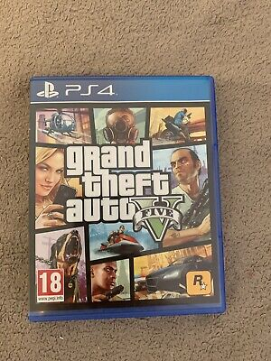 GTA 5 PS4 Grand Theft Auto V