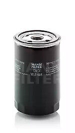 W 719/4 MANN-FILTER Filter, operating hydraulics for BMW,BUICK,CHECKER,CITROËN,D