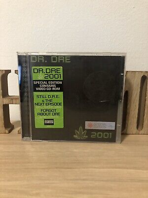 Dr. Dre CD/DVD - Chronicle 2001 (S.EDITION)