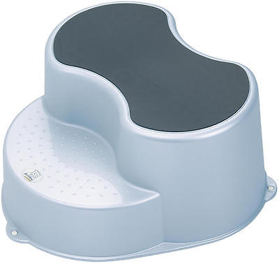 Rotho Top Children Stool Babybleu Pearl New