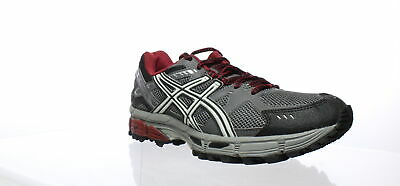 ASICS GEL KAHANA 7 Gray & Red Shoes Size EUC Mens Offers