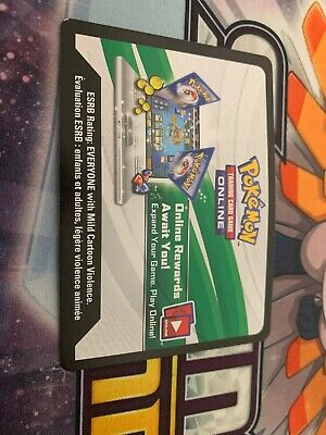 Detective Pikachu On The Case Figure Collection Code Card