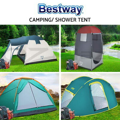 Bestway Camping Tent Pop Up Tents Toilet Pole Beach Hiking Shade Shelter
