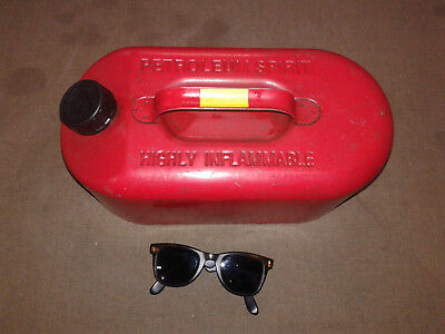 "TANICA CARBURANTE VOLVO 240 740 940 - 13944731 ""Never Stop"" Spare fuel tank OEM"
