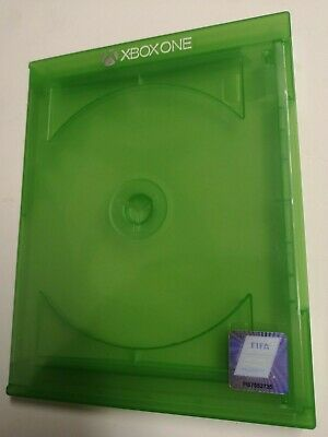 * XBOX ONE Official Empty Replacement Blank Game Case * NEW