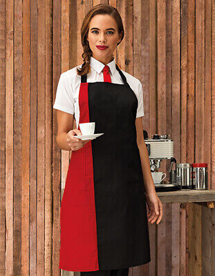 Custom Your Text Personalised PR104 Premier Apron Accessory with pocket