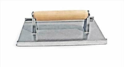 New Star 36411 Commercial Grade Aluminum Steak Weight/Bacon Press, 8.25 By 4.25-