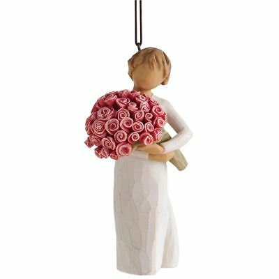Willow Tree ABUNDANCE Hanging Figurine Ornament By Susan Lordi 27575