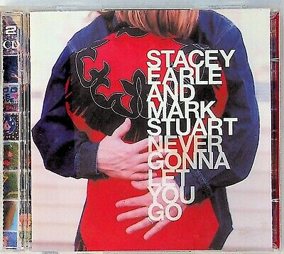 Stacey Earle and Mark Stuart -Never Gonna Let You Go 2-CD (Acoustic Demo Tracks)