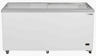 """Maxx Cold 54"""" in 14.3 CU FT Commercial Mobile Ice Cream Display Freezer MXF54"""