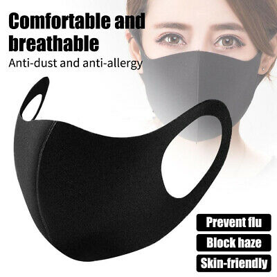 Health Care Dustproof Pollen Allergy Anti-PM2.5 Mouth Masks Anti-Haze Dust