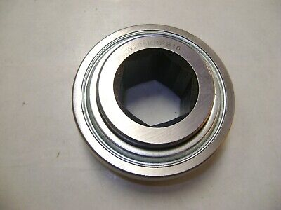 Spherical OD Hex Bore 210RRB6  BL Agricultural Ball Bearing