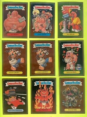 42 of 50 2003 Topps Garbage Pail Kids All-New Series 2 GOLD FOILS