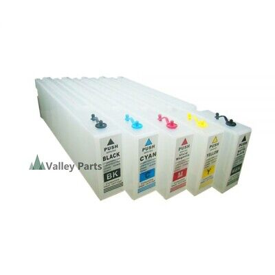 1000ml Refillable Cartridge with Permanent Chip for Epson SureColor T3000/ T5000