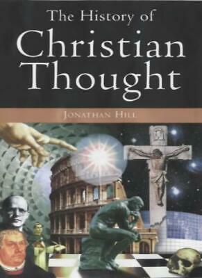 The History of Christian Thought,Jonathan Hill