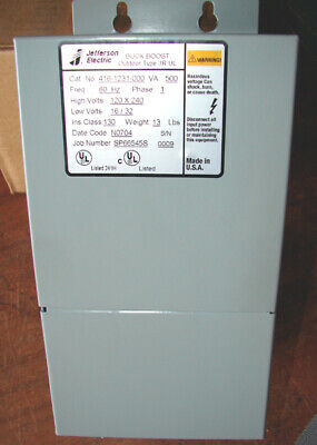 Tanning Bed Buck Booster .50 KVA Pre-Wired for you with Plugs Sunquest Sunvision