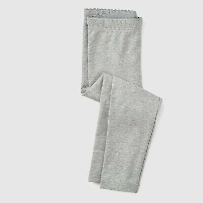 TEA COLLECTION  Leggings  - Med Heather Gray  - NWT Girls 10