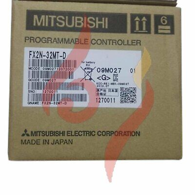 1PC New in box Mitsubishi FX2N-32MT-D Programmable Controllers
