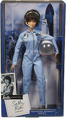 Barbie Signature Inspiring Women Sally Ride Astronaut Collector Doll