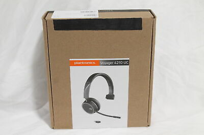 Plantronics Voyager 4210 Mono Uc Bluetooth With Usb A Adapter Headset Ms Skype 129 95 Picclick