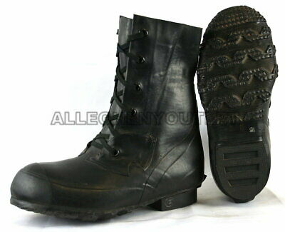 Genuine US Military HOOD MICKEY MOUSE BOOTS No Valve -20° Black VGC