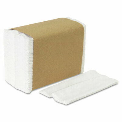 Georgia Pacific Professional Tall Fold Dispenser Napkins, 1-Ply, 7 X 13 1/2, Whi