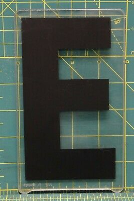 """Question Mark 7/"""" x 4/"""" Acrylic Wagner Zip-Change Marquee Sign Changeable Letter"""