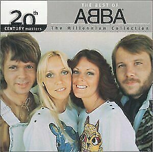 The Best of Abba (CD) Millennium Collection NEW AOB