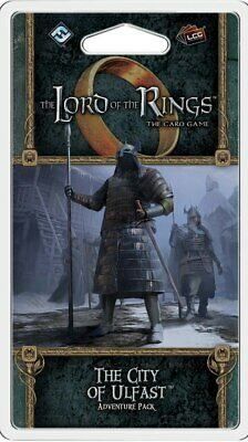 The Lord of the Rings LCG The City Of Ulfast Adventure Pack