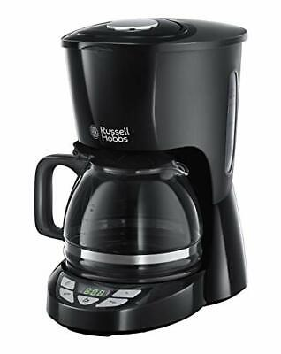 Russell Hobbs Textures Plus - Cafetera de Goteo (Jarra Cafetera, 975 W,