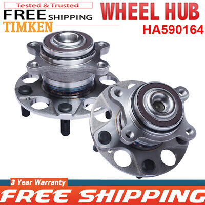 Timken HA590164 Rear Wheel Hub and Bearing