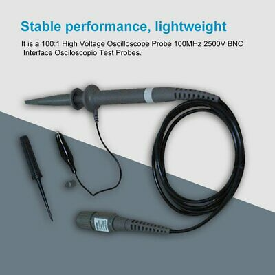 Hantek T3100 High Voltage Oscilloscope Probe 100MHz Osciloscopio Test Probes S5