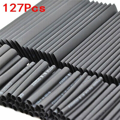 Car Electrical Cable Sleeving  Wrap Sleeve Assorted Heat Shrink Tube