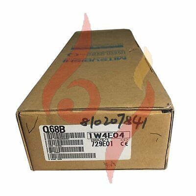 1PCS New in box MITSUBISHI Q series backplane Q68B