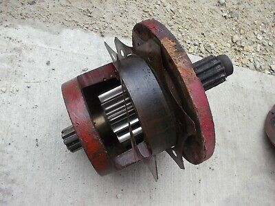 Farmall Louisville SM SMTA IH tractor inner axle housing drive gear & bearing &h