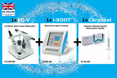 Super Cool Offer: Obturation System, Apex Locator and Root Canal Sealer