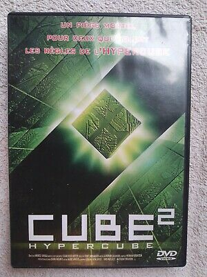 dvd film science fiction Cube 2 l'hypercube