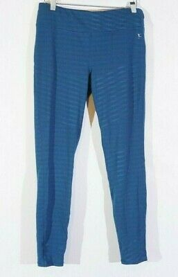 Danskin Now Blue Girls Leggings Size M (8-10)